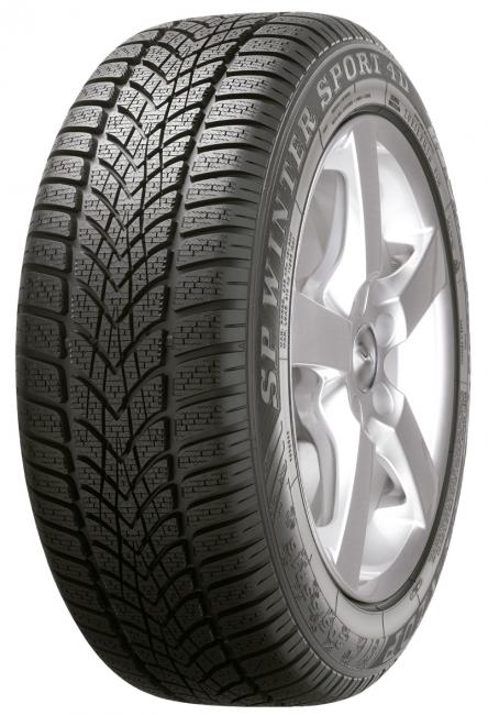 205/45 R17 88V XL SP WINTER SPORT 4D MS*