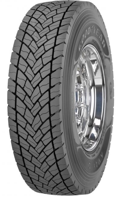 215/75 R17.5 126/124M KMAX D 3PSF