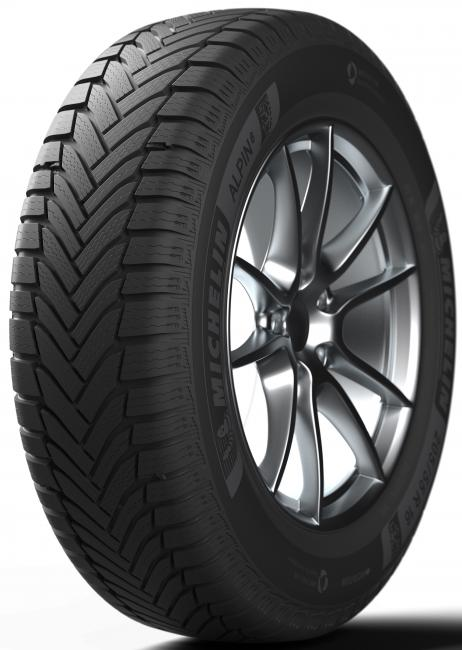215/55 R17 98V XL ALPIN 6