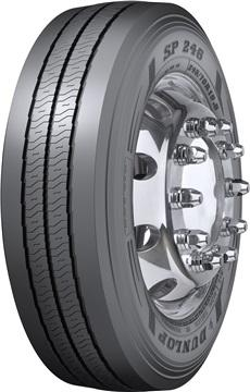 245/70 R19.5 141/140J SP246 3PSF