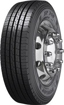 225/75 R17.5 SP346 129/127M 3PSF