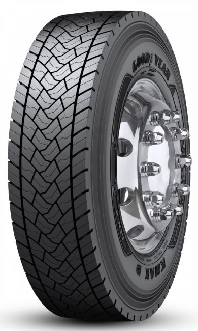 315/80 R22.5 156L154M KMAX D G2 3PSF