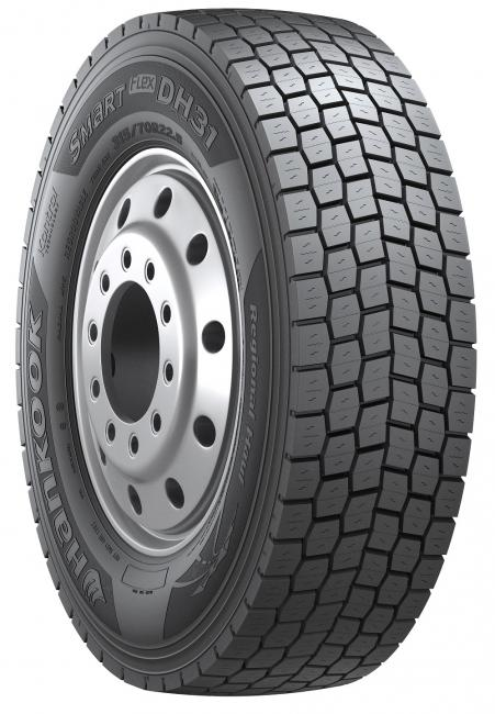 295/80 R22.5 152/148M SMART FLEX DH31 3PMFS POGON